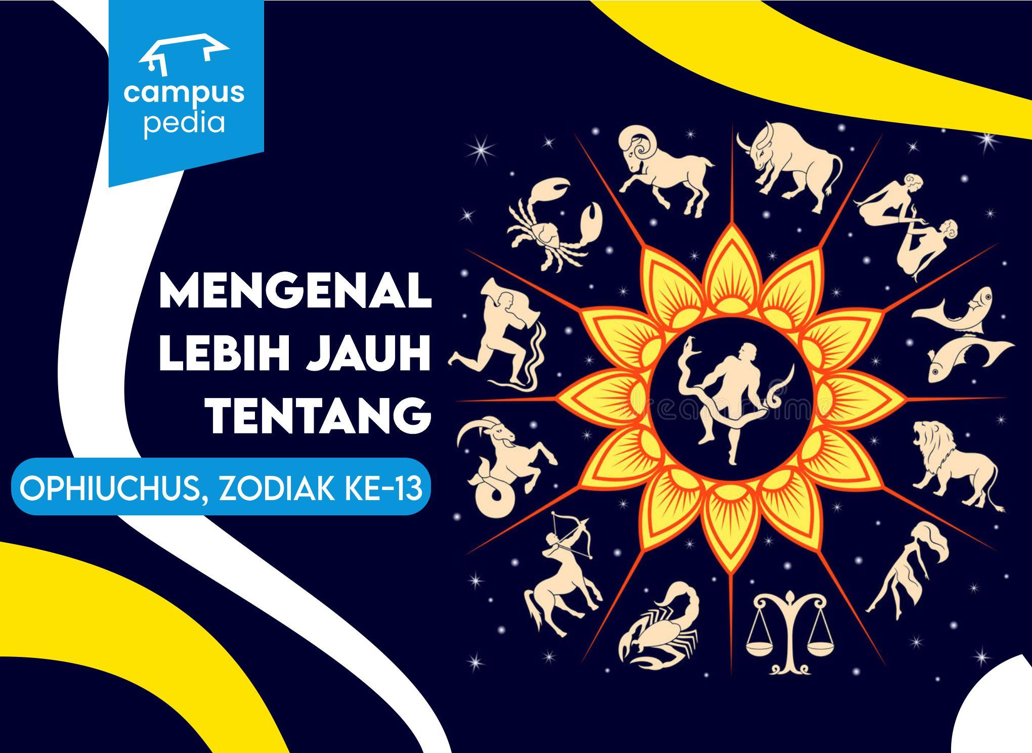Mengenal Lebih Jauh tentang Ophiuchus, Zodiak ke-13