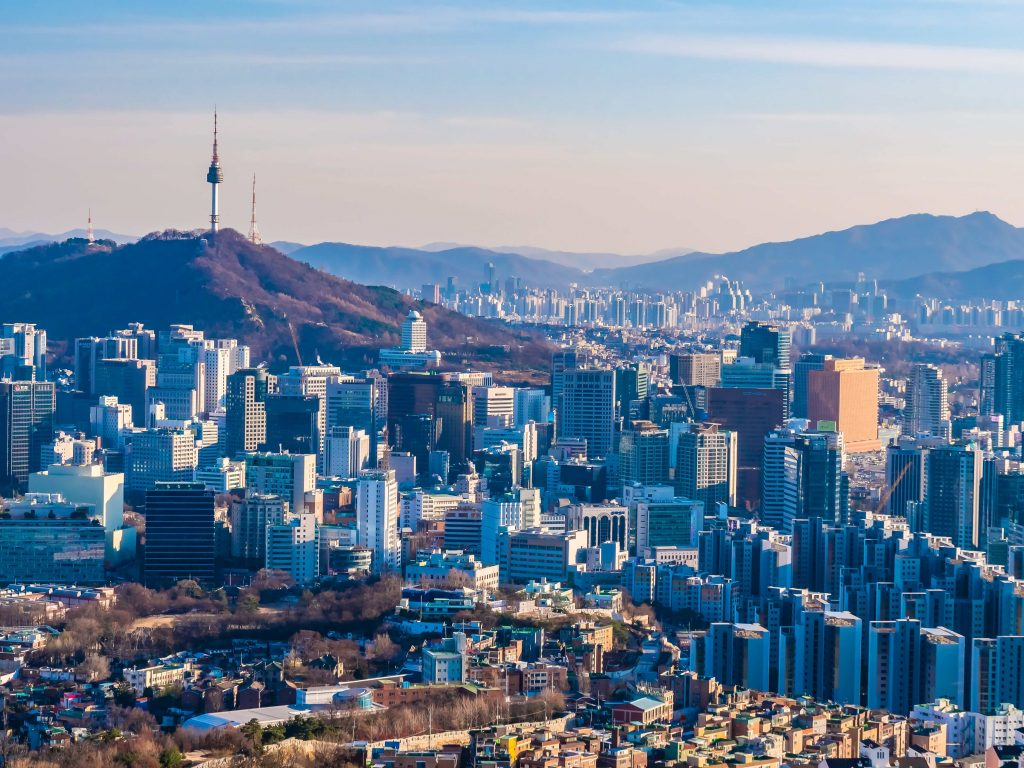 Seoul by lifeforstock