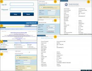 Bayar UTBK SBMPTN 2020 lewat Internet Banking Bank BTN