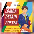Lomba desain poster online 2020 ITS Lustrum XII