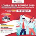 Lomba Essay Pemuda 2020