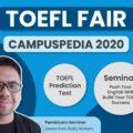 TOEFL Fair Campuspedia 2020
