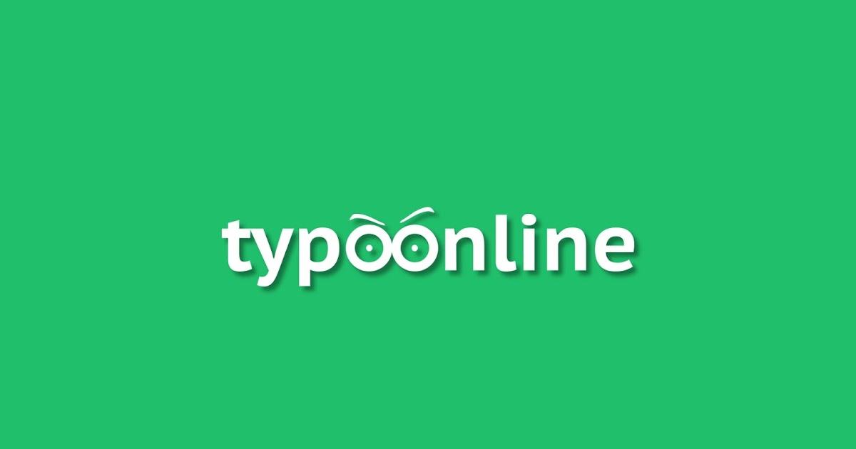 website typoonline