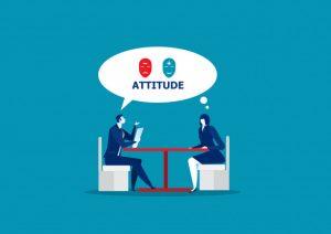 Memiliki Attitude yang Baik