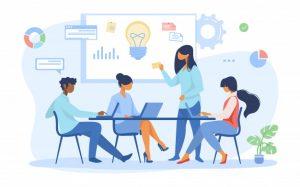 Jangan Menjadi Orang yang Pasif, Banyaklah Berbicara saat Meeting di Kantor